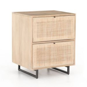 An example of a unique file cabinet option from Pottery Barn.