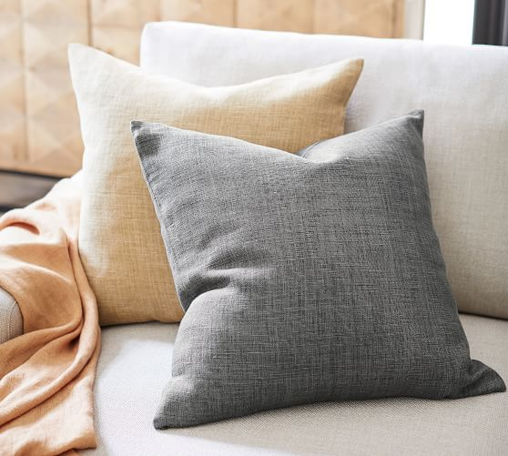 belgian linen pillow covers made with libeco linen