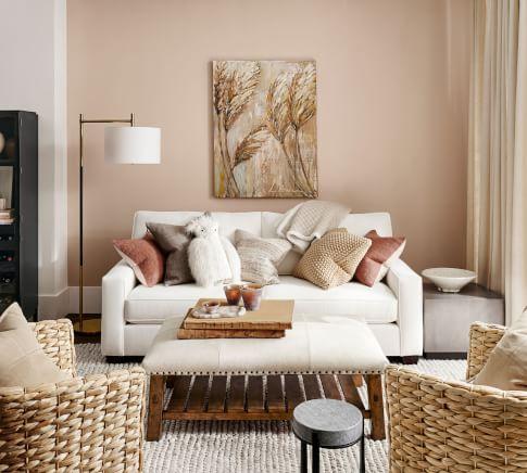Living Room Ideas Furniture Decor Pottery Barn
