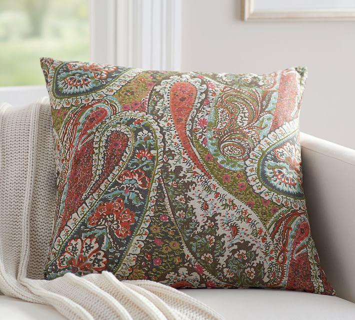 pottery barn throw pillows on sale