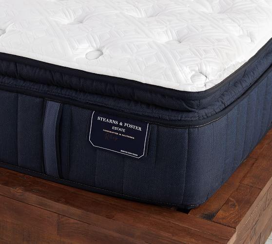 stearns foster estate rockwell mattress