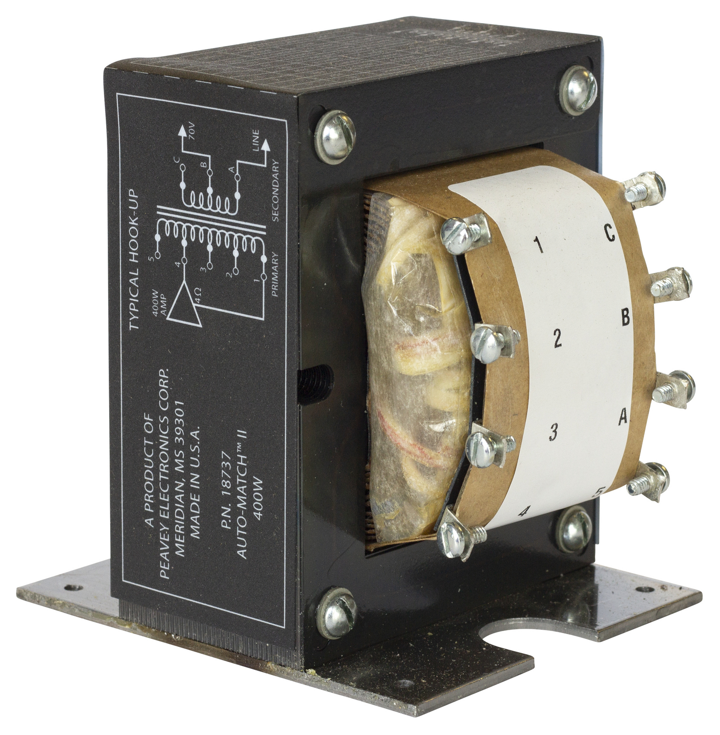 hight resolution of  automatch ii transformer right