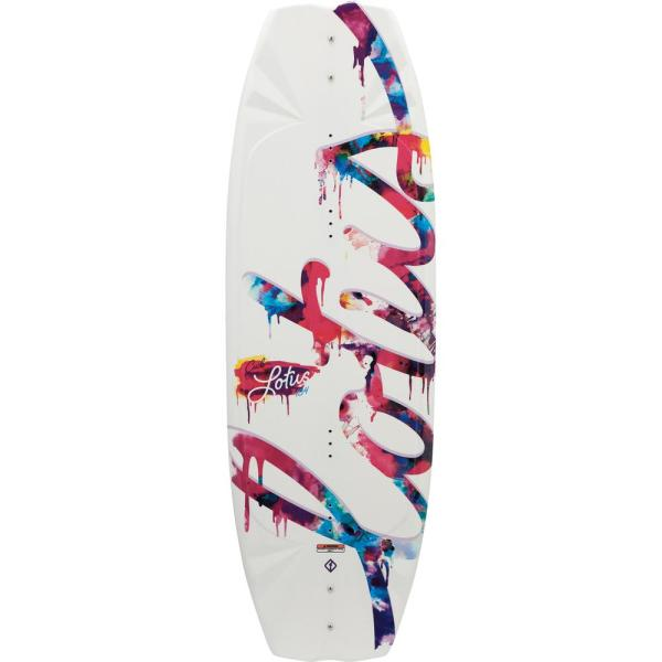 Cwb 134 Lotus Wakeboard Package With 7-10 Bliss Boots