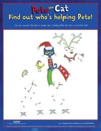 Pete The Cat Christmas Door Decoration ...