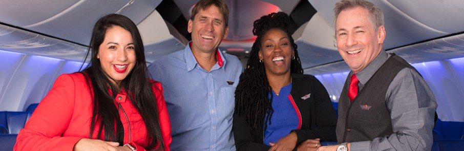 Image result for southwest flight attendant