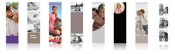 Segnalibro da stampare personalizza il tuo segna libro con le tue foto  PhotoBox