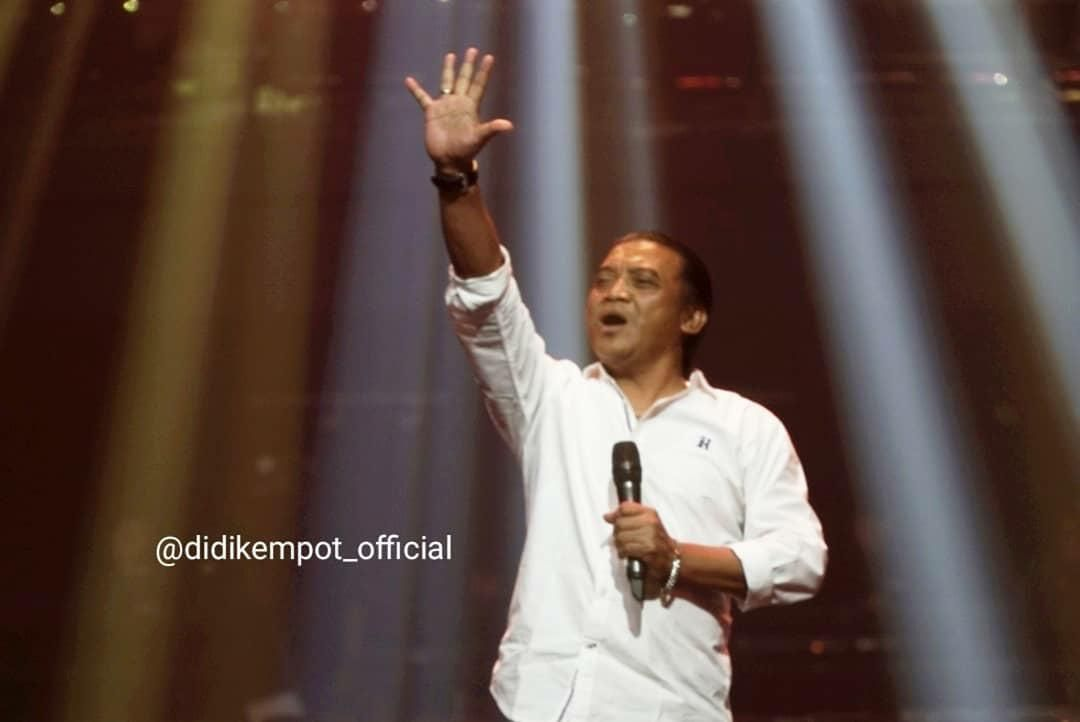 Didi Kempot Meninggal Dunia Ini Awal Julukan The Godfather Of