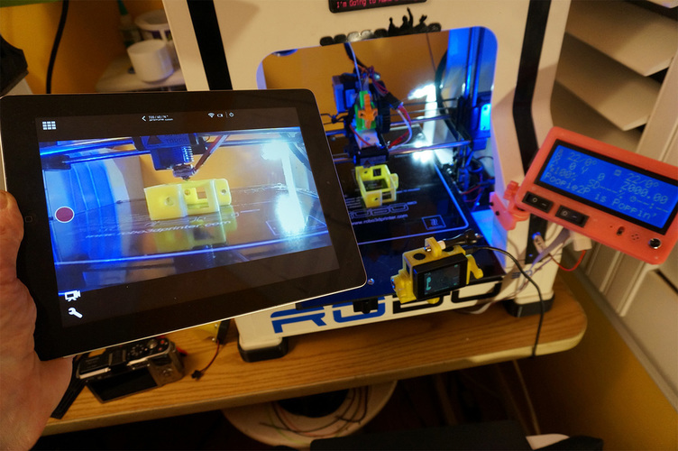 3d printed robo 3d