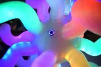 3D Printed Amoeba LED Lamp-V1 by chris_bobo | Pinshape
