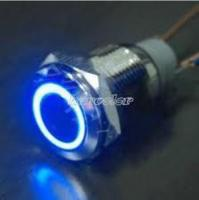 3D Printed Amoeba LED Lamp