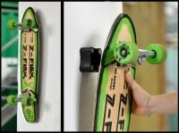 3D Printed Magnetic Skateboard/Longboard Holder (Metric ...