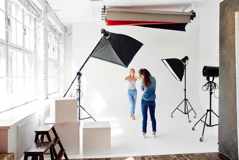 Portrtfotografie Studio vs Auenaufnahme  Der