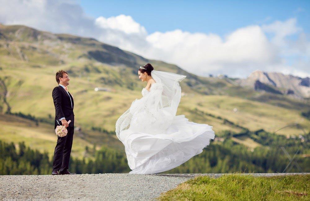 Hochzeitsfotograf Bern  Hochzeitsreportage in Bern zum