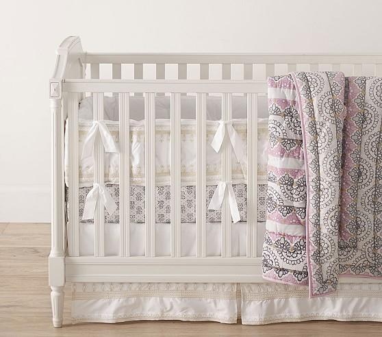 alma boho baby bedding