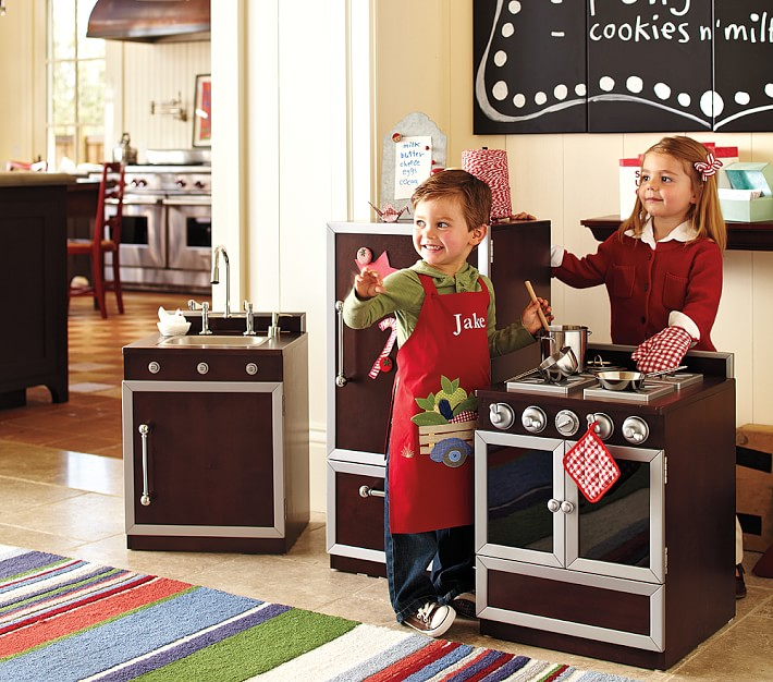 gourmet play kitchen collection