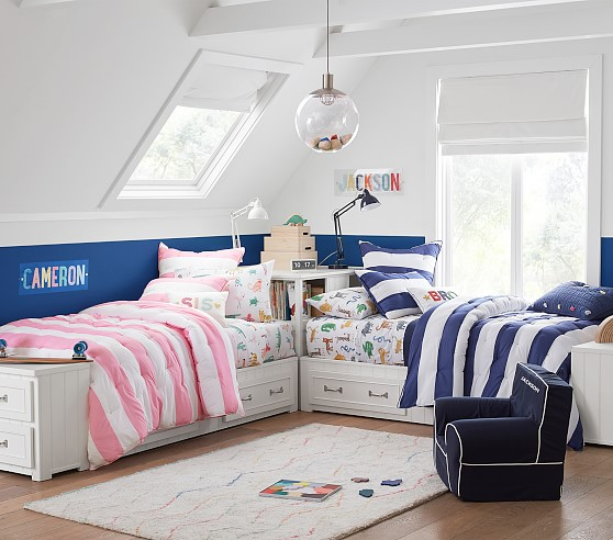 Belden Storage Bed Kids Beds Pottery Barn Kids