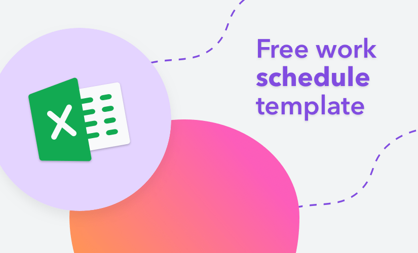Ensure adequate shift coverage with an employee schedule. How To Create A Work Schedule The Complete Guide Planday