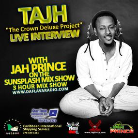 Tajh Purple Crown Interview