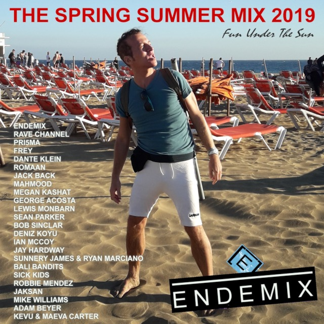 the spring summer mix