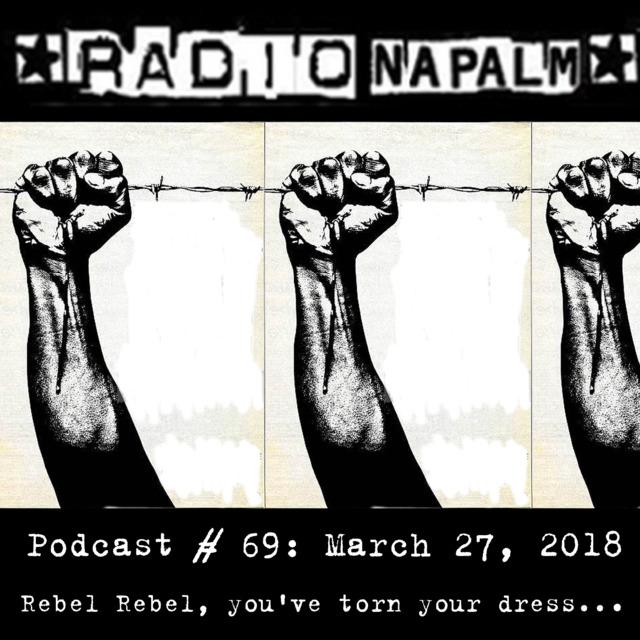 radio napalm podcast 69