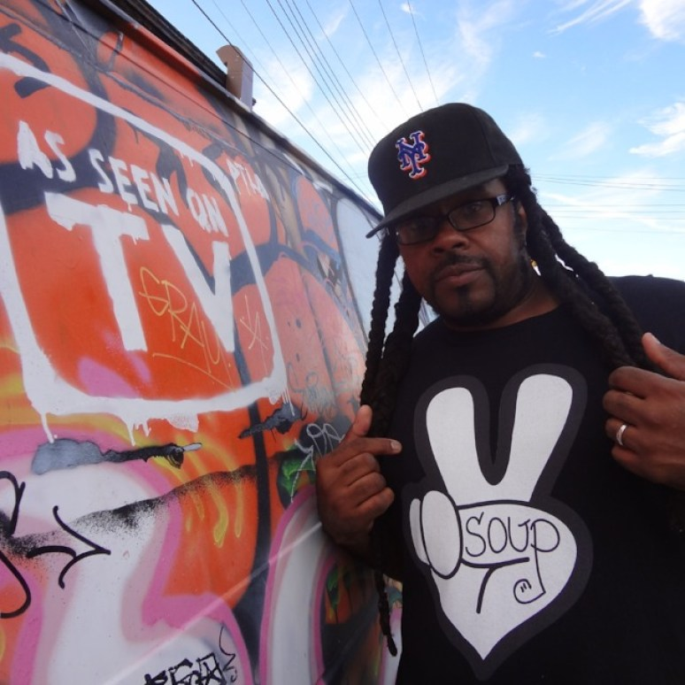 Dj Emskee live 17 minute set from J Smooth's Underground Railroad on WBAI  99.5fm in NYC - 11/30/12