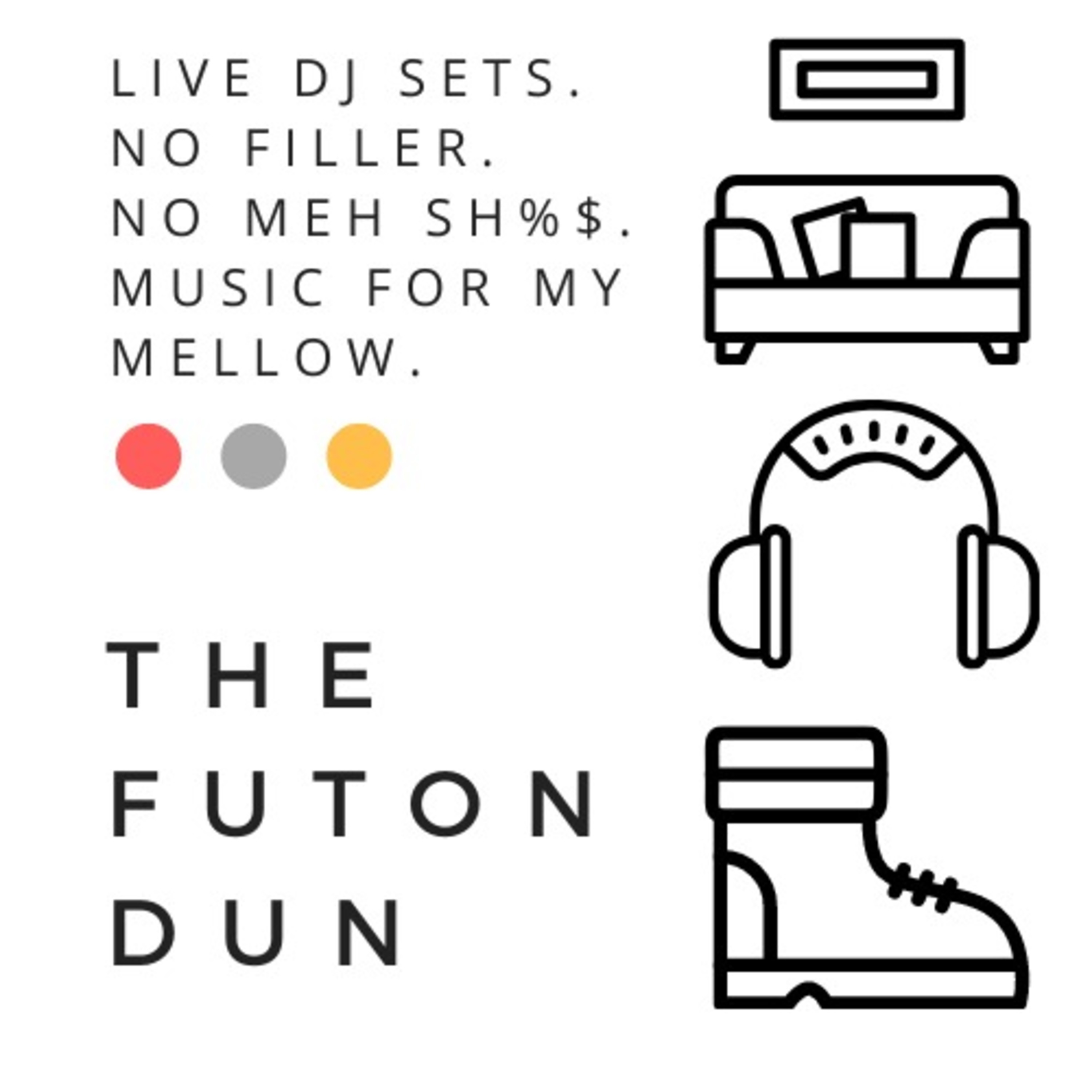 FuseBox Radio #614: DJ Fusion's The Futon Dun Livestream