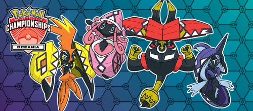 pokemon oceania international 2018 Pokemon World Champion
