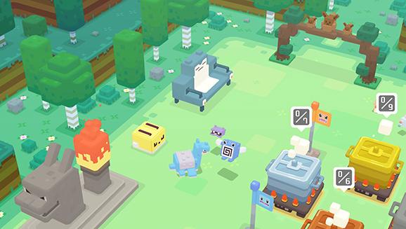 Pokémon Quest   Videojuegos y aplicaciones
