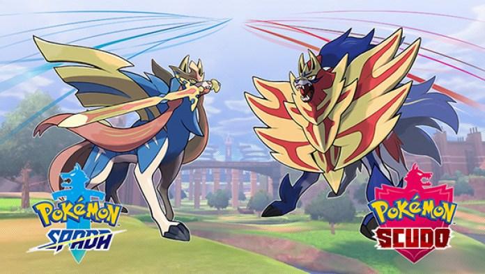 Pokémon Spada e Pokémon Scudo | Videogiochi e app