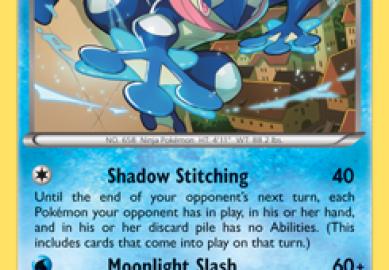 Greninja Ex Xy Promo Tcg Card Database Pokemon Com