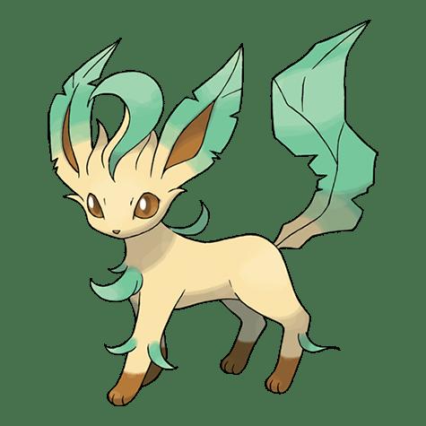 Pokémon Go 伊布改名進化定律:包括葉,冰伊布