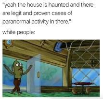 American Horror Story Haunted House Meme