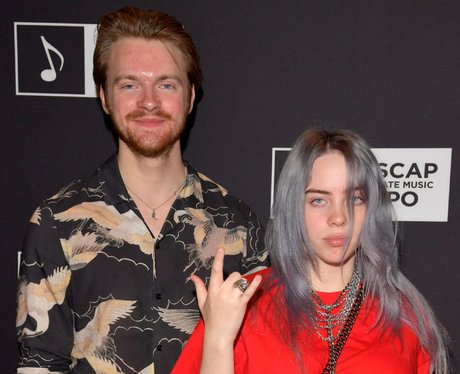 Billie Eilish Alongside brother Finneas O'Connell who handles the production for all of her songs.