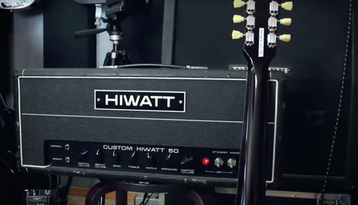BIAS bureau Amp Matching - Hiwatt Custom 50 - Will It match?