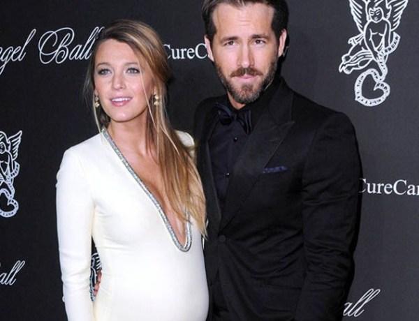 Blake Lively enceinte : Ryan Reynolds est prêt à pouponner