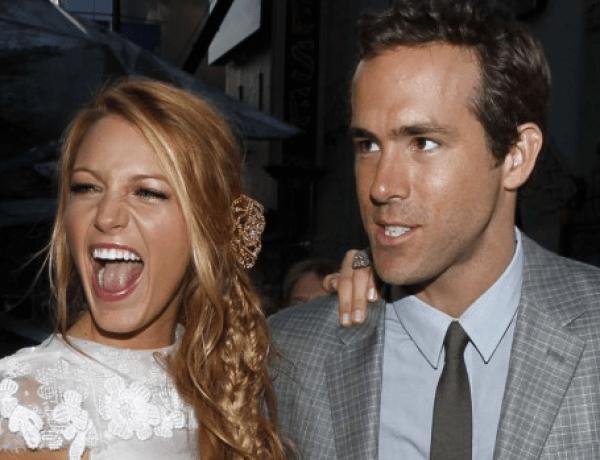 Blake Lively & Ryan Reynolds : Violet n'est pas le prénom de leur petite fille !