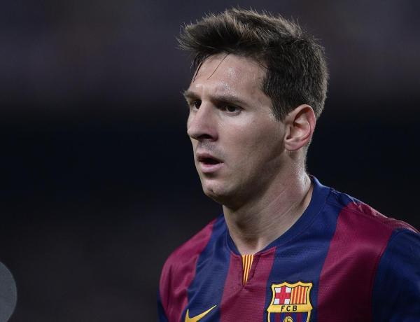 La célébration de but totalement ratée de Lionel Messi