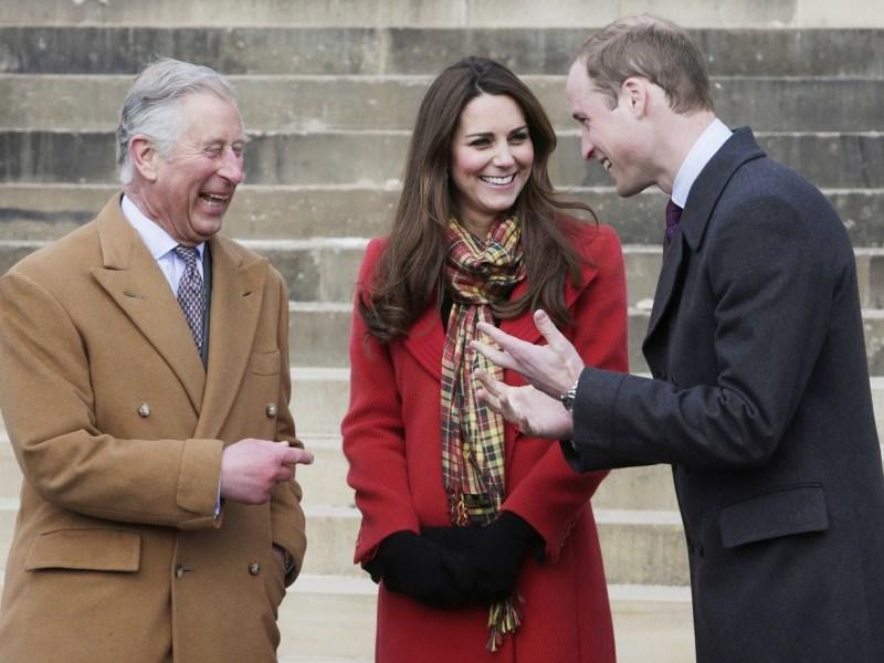 Kate Middleton sur le point d'accoucher : Le prince Charles espère que ce sera une fille !