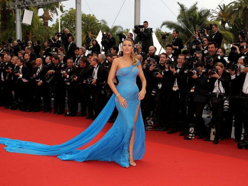 Cannes 2016 : Le cachet hallucinant de Blake Lively pour son apparition sur le tapis rouge