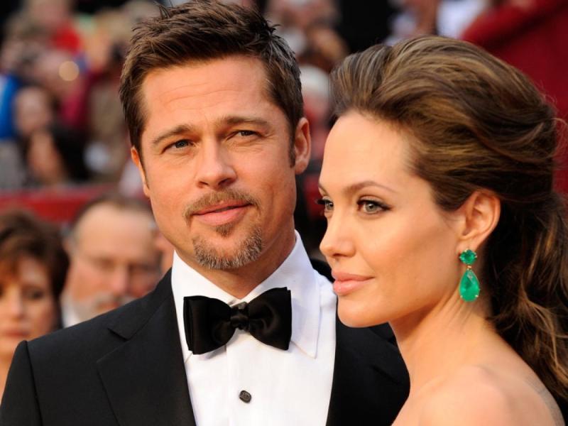 Angelina Jolie et Brad Pitt divorcent!