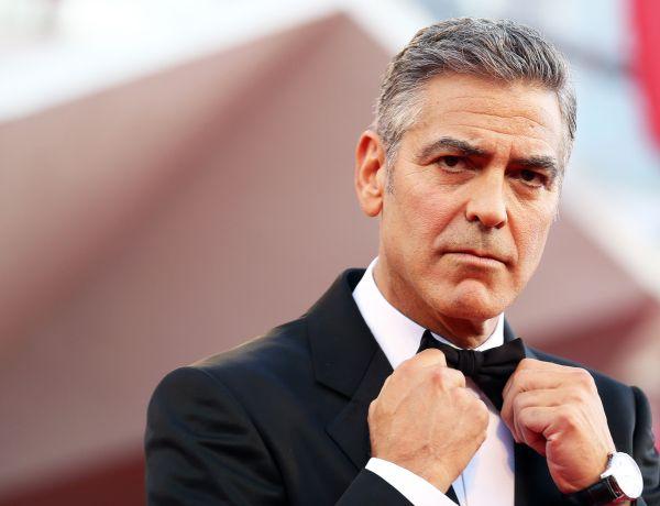 George Clooney veut attaquer Voici suite à la publication de photos de ses jumeaux !
