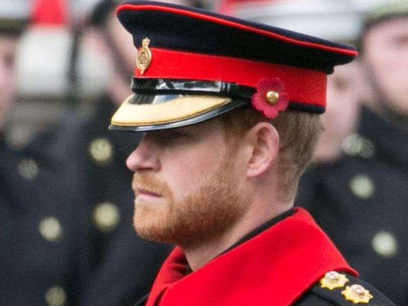 Polémique : La barbe du prince Harry provoque la colère des militaires