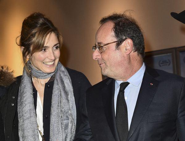 Julie Gayet ira-t-elle aux Oscars 2018 avec François Hollande ?