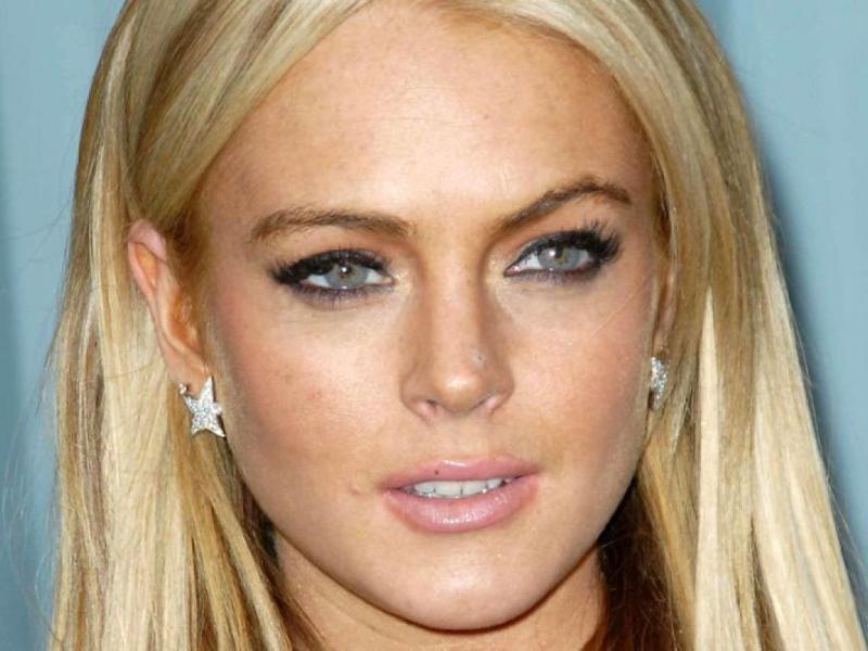 Lindsay Lohan lance sa gamme de cosmétiques