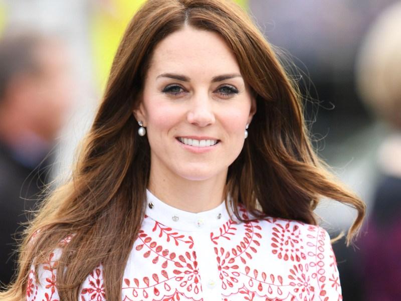 Royal Baby 3 : Kate Middleton a été admise à la maternité