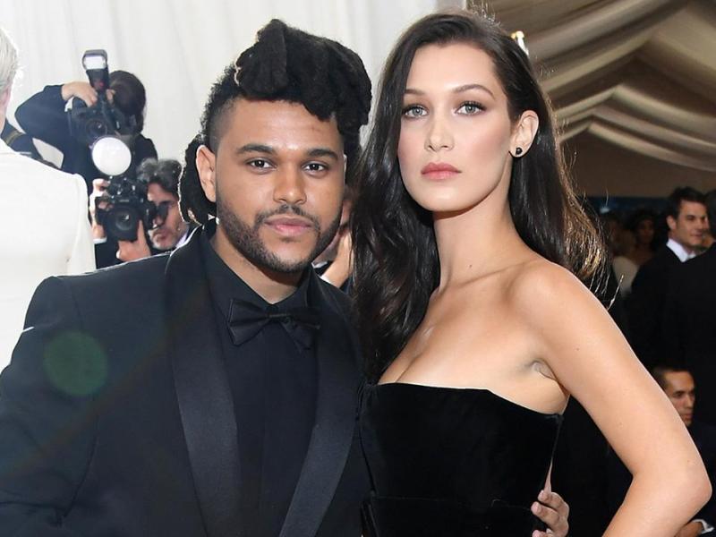 Cannes 2018 : Retour de flamme pour Bella Hadid et The Weeknd ?