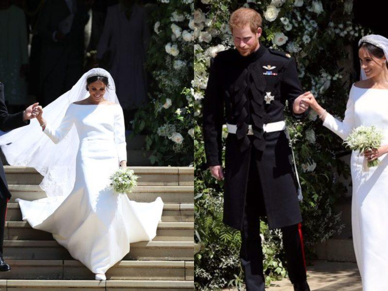 Ouf Cristina Cordula Valide La Robe De Mariée De Meghan