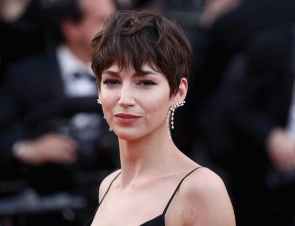 Cannes 2018 : Ursula Corbero (La casa de Papel) se fait remarquer sur le tapis rouge… et pas seulement à cause de sa tenue !