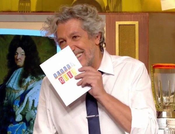 Burger Quiz : Alain Chabat remplacé par Camille Combal à la rentrée ? On a la réponse !