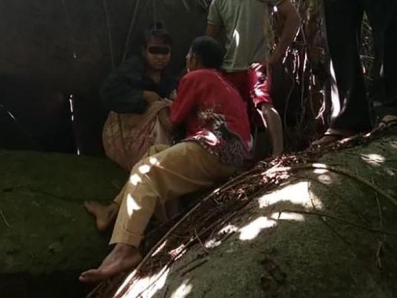 Indonésie : Un chaman retient une esclave sexuelle dans une grotte pendant 15 ans